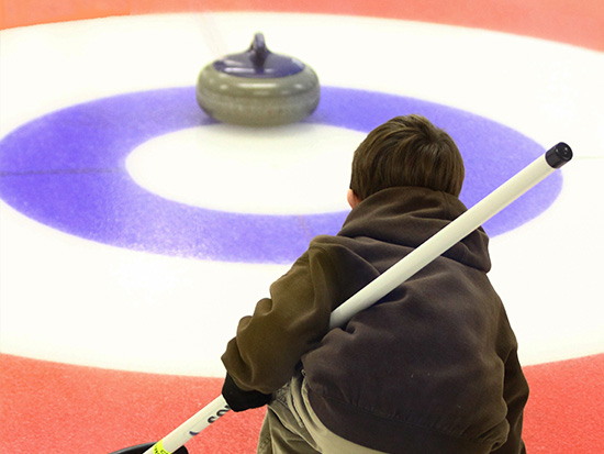 Dauphin Junior Curling Academy - Winter Session