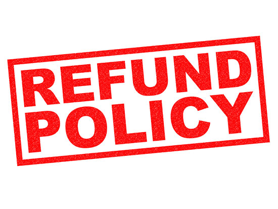 Dauphin Recreation Services - REFUND POLICY