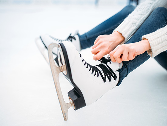 Toonie Skates @ Credit Union Place