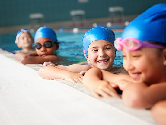 Upcoming Swimming Lessons