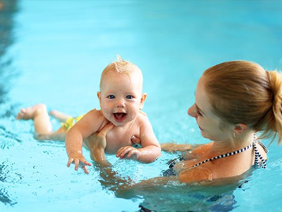 Afternoon Swimming Lessons - Preschool